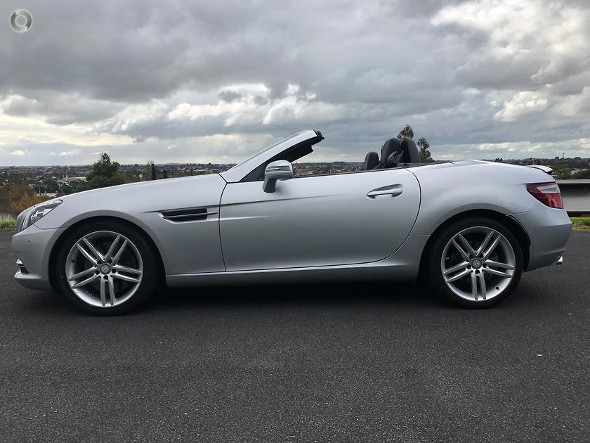 2014 Mercedes-Benz SLK 250 Roadster