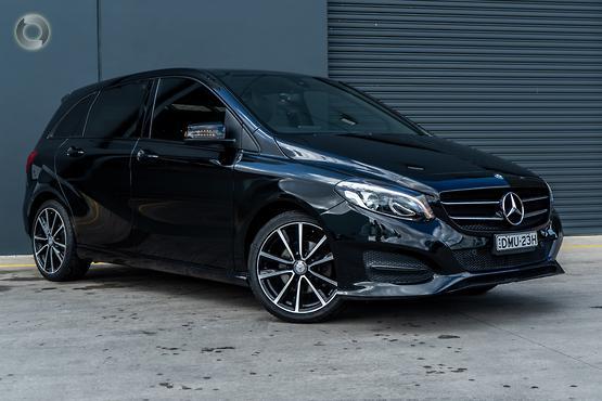 2016 Mercedes-Benz B 200