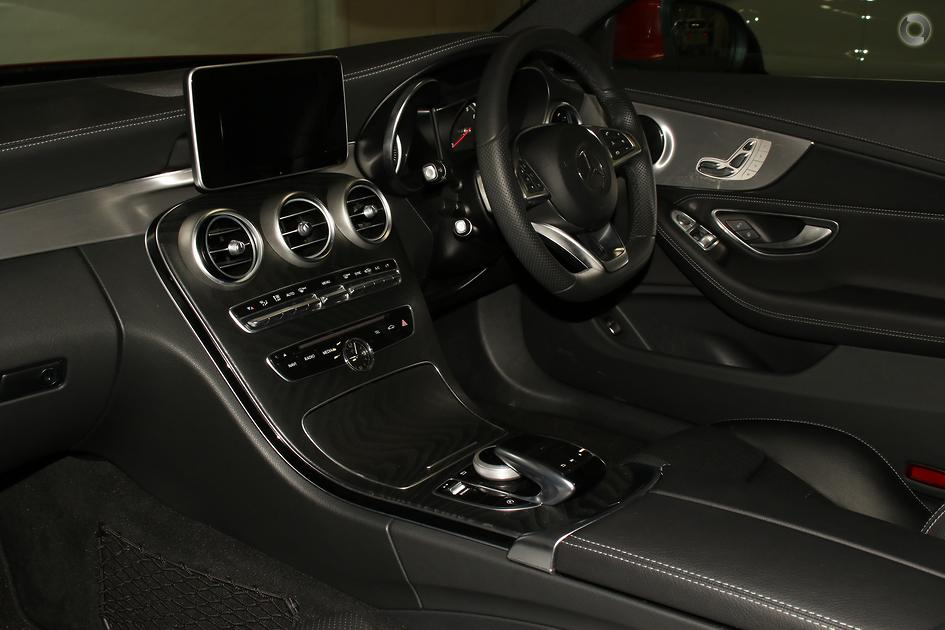 2017 Mercedes-Benz C 200 Coupe
