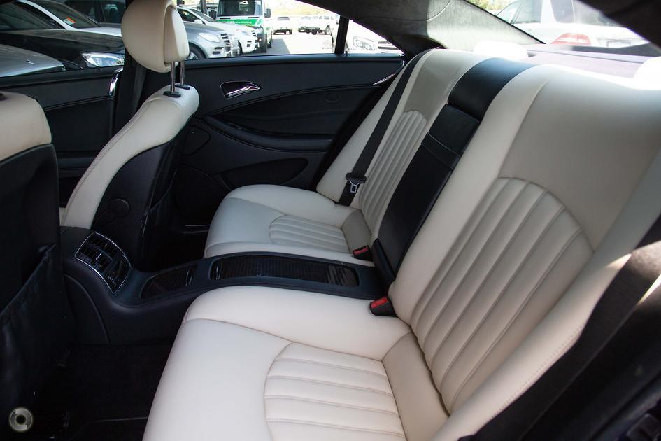 2006 Mercedes-Benz CLS 500 Coupé