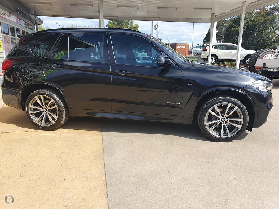 2015 BMW X5 xDrive25d F15