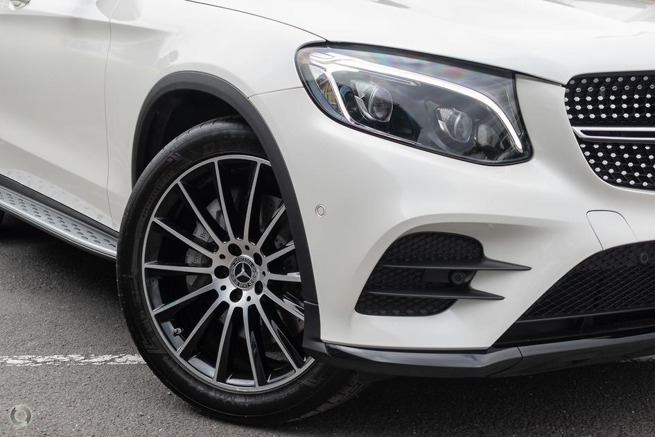 2018 Mercedes-Benz GLC 220 D Coupe