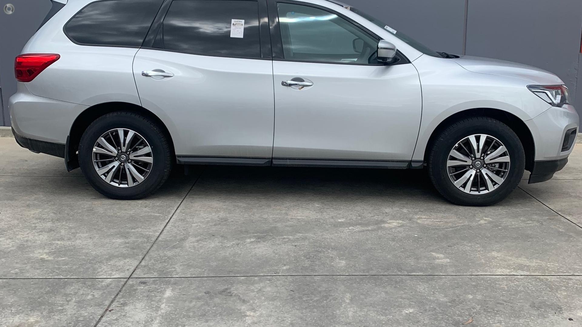 2018 Nissan Pathfinder R52 Series III