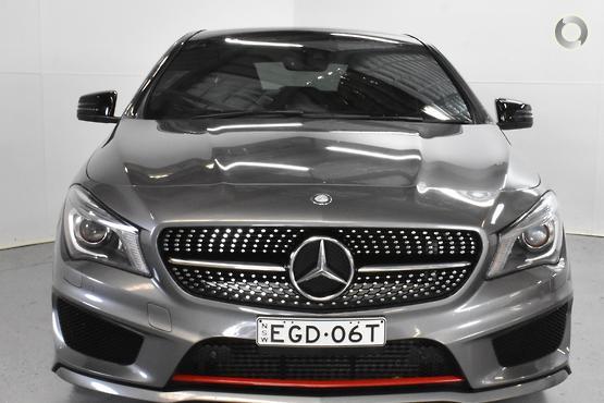 2014 Mercedes-Benz CLA 250 SPORT