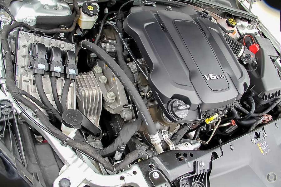 2018 Holden Calais V ZB