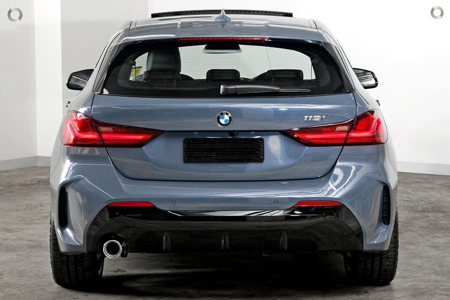 2019 BMW 118i M Sport