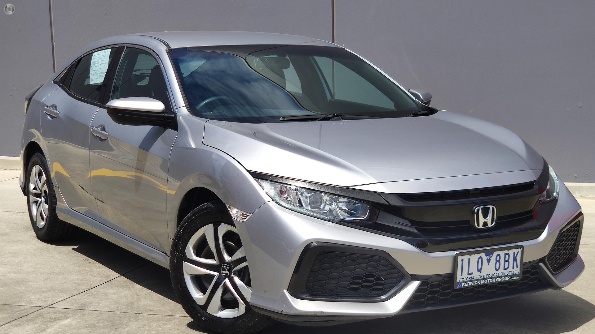 2017 Honda Civic 10th Gen
