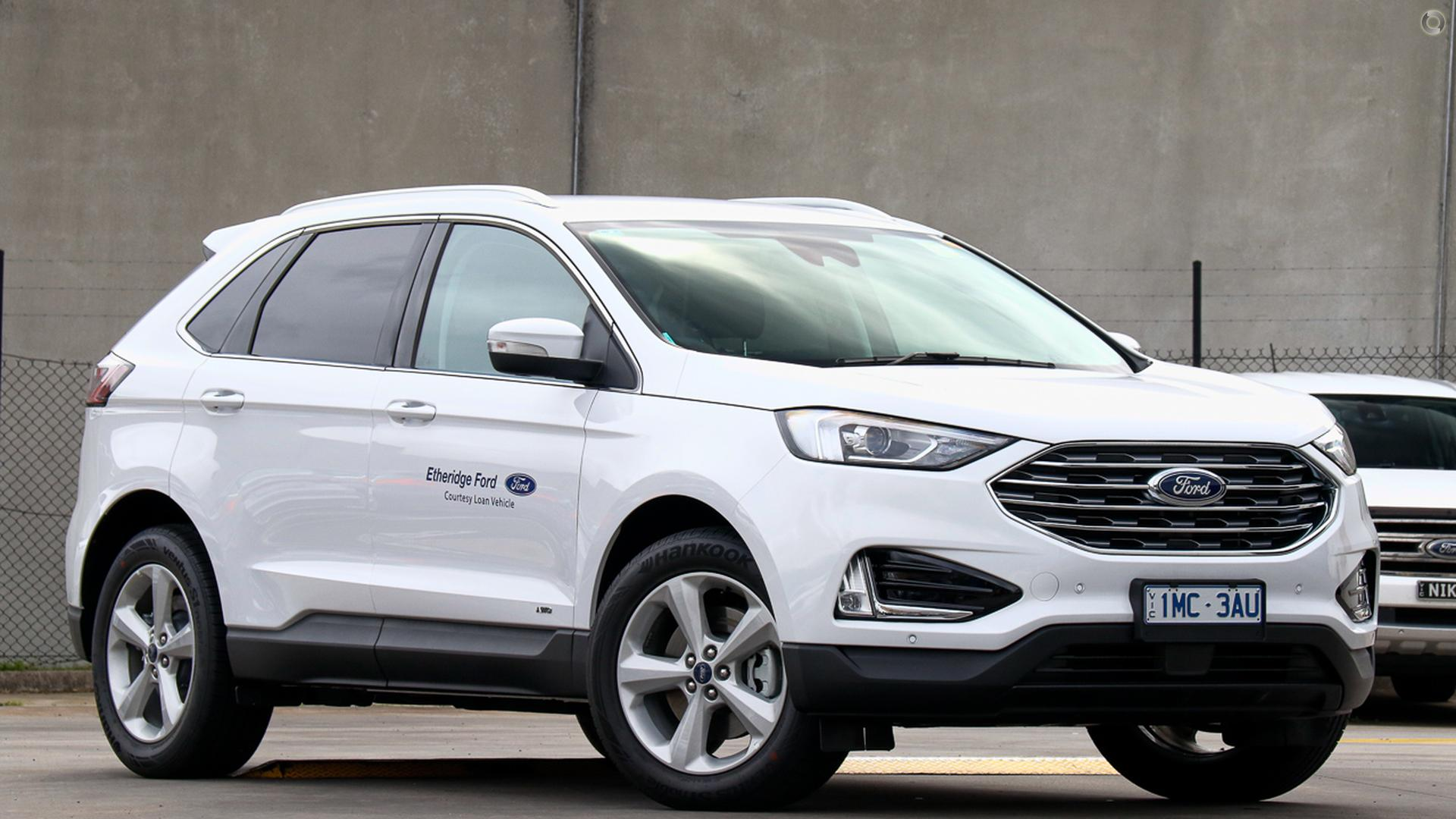 2018 Ford Endura Trend CA