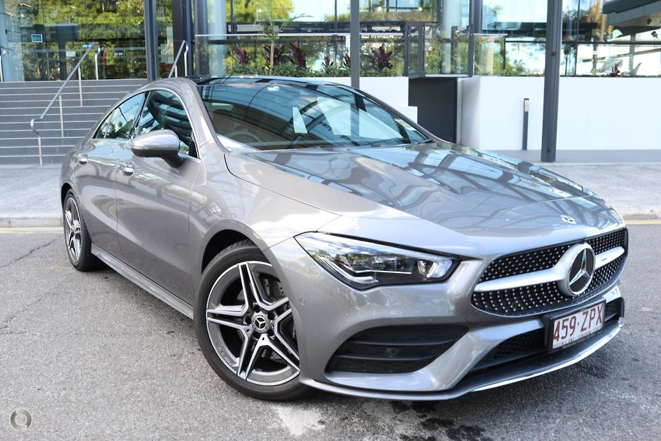 2020 Mercedes-Benz CLA 200 Coupé
