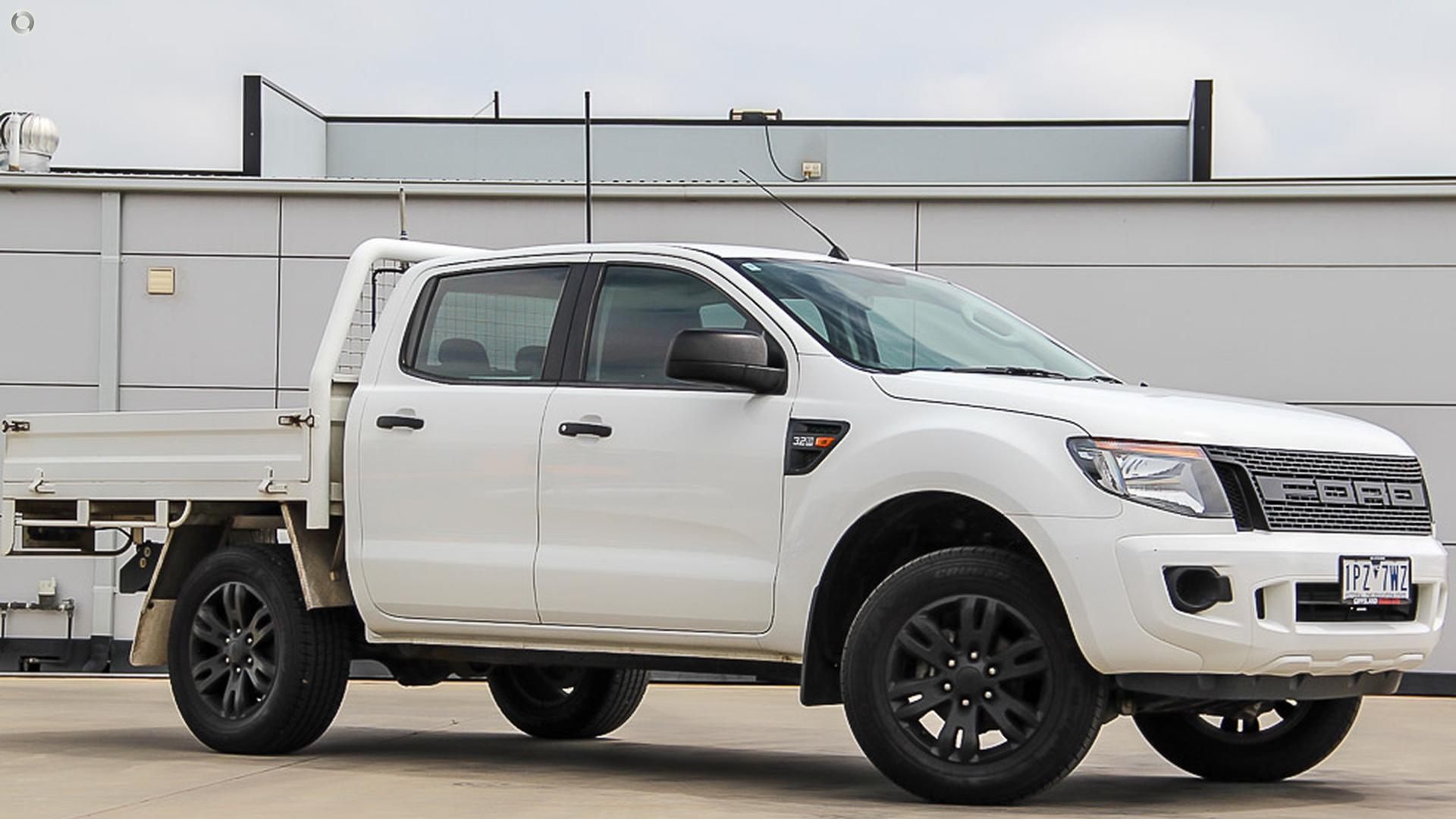 2013 Ford Ranger PX