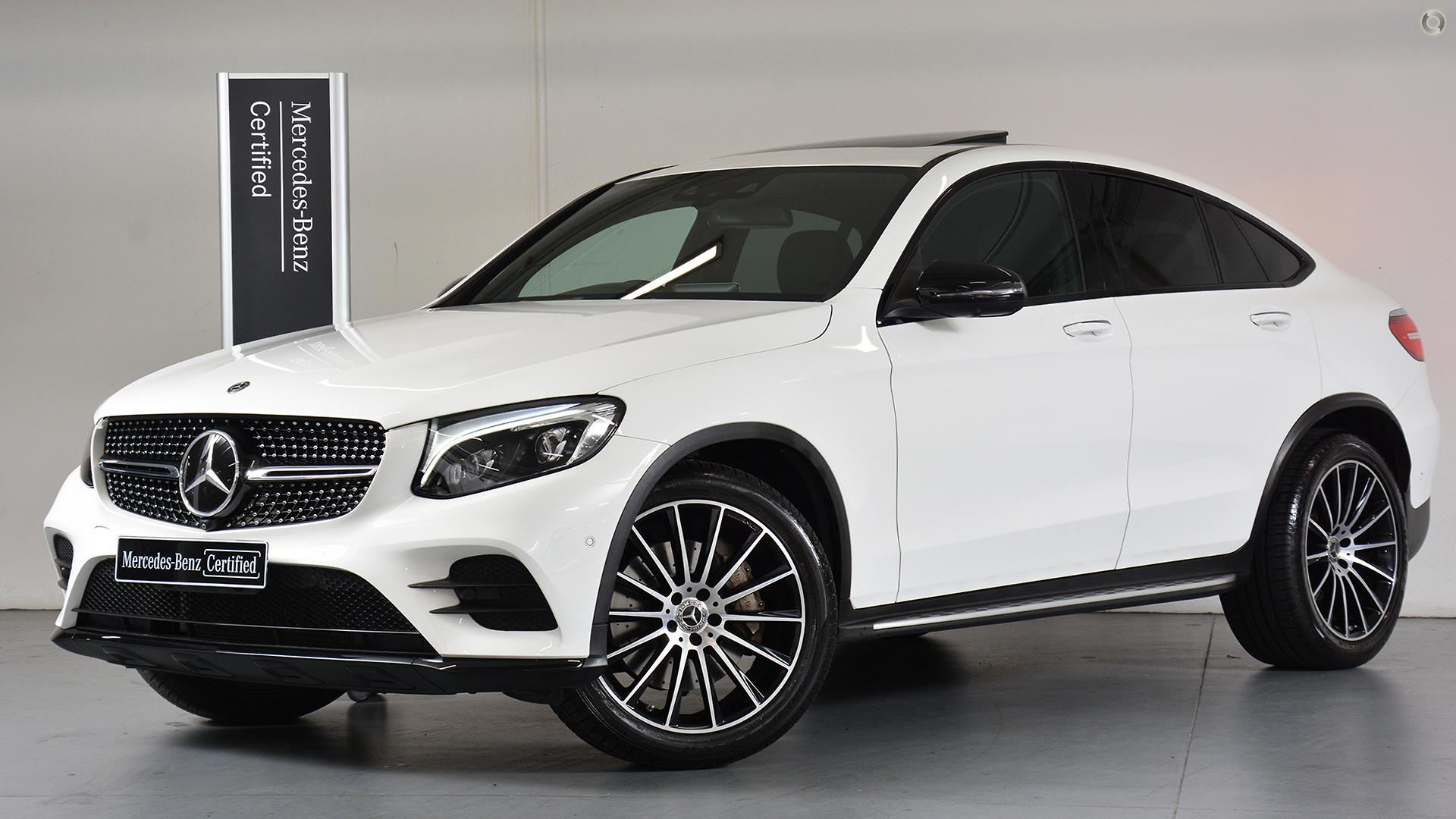 2017 Mercedes-Benz GLC 250 Coupe