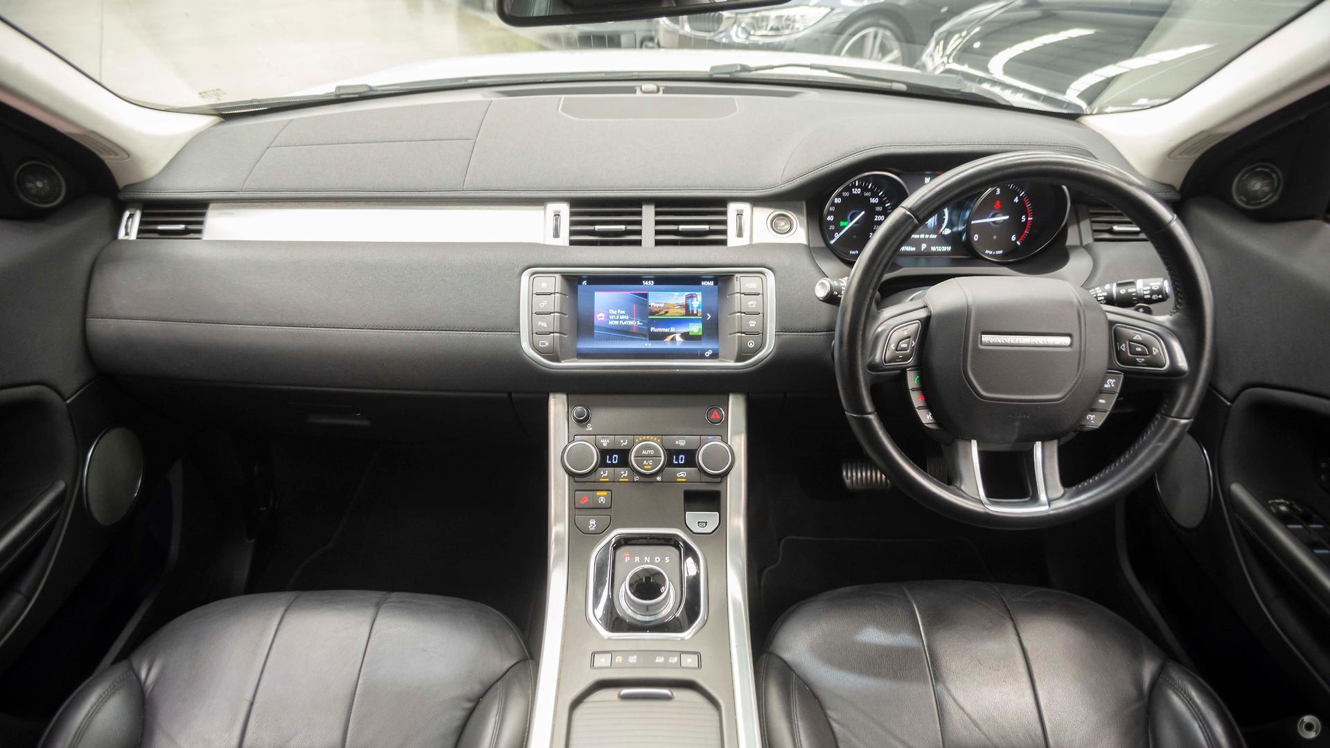 2015 Land Rover Range Rover Evoque TD4 180 SE L538