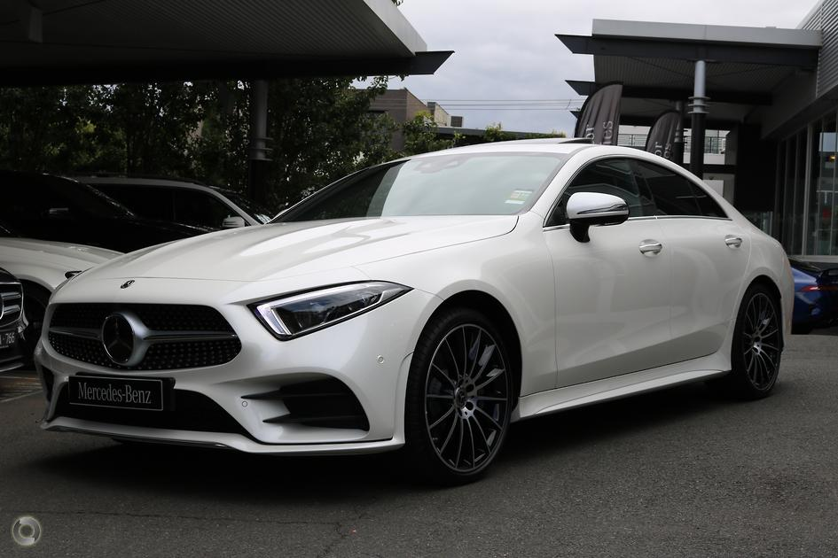 2019 Mercedes-Benz CLS 450 Coupé