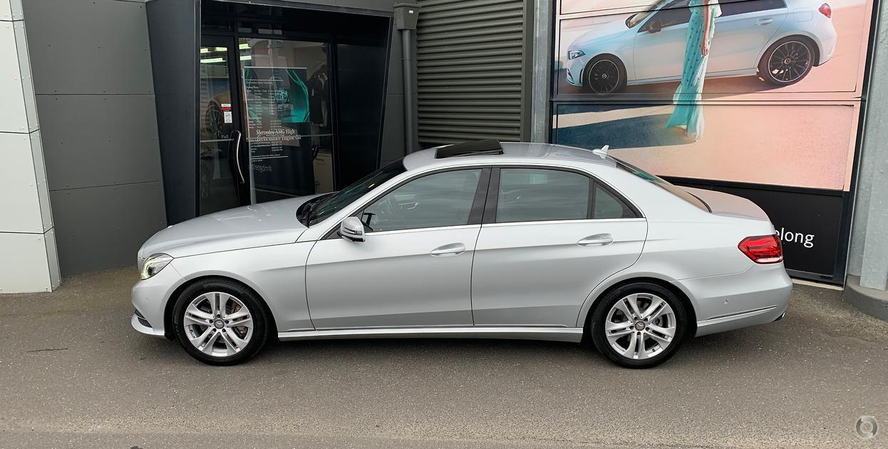 2014 Mercedes-Benz E-CLASS Sedan