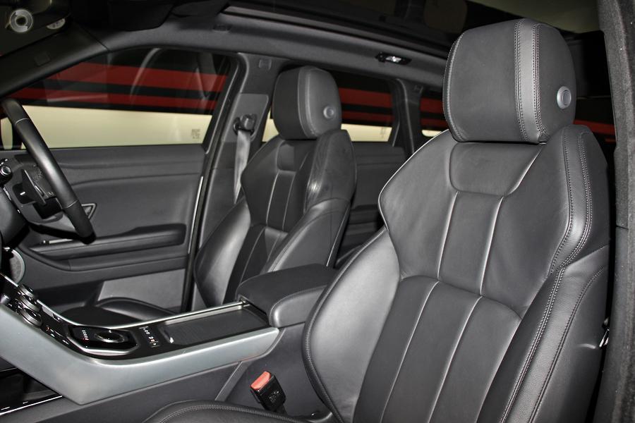2017 Land Rover Range Rover Evoque Si4 SE L538