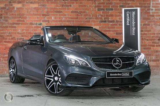 2015 Mercedes-Benz <br>E-CLASS