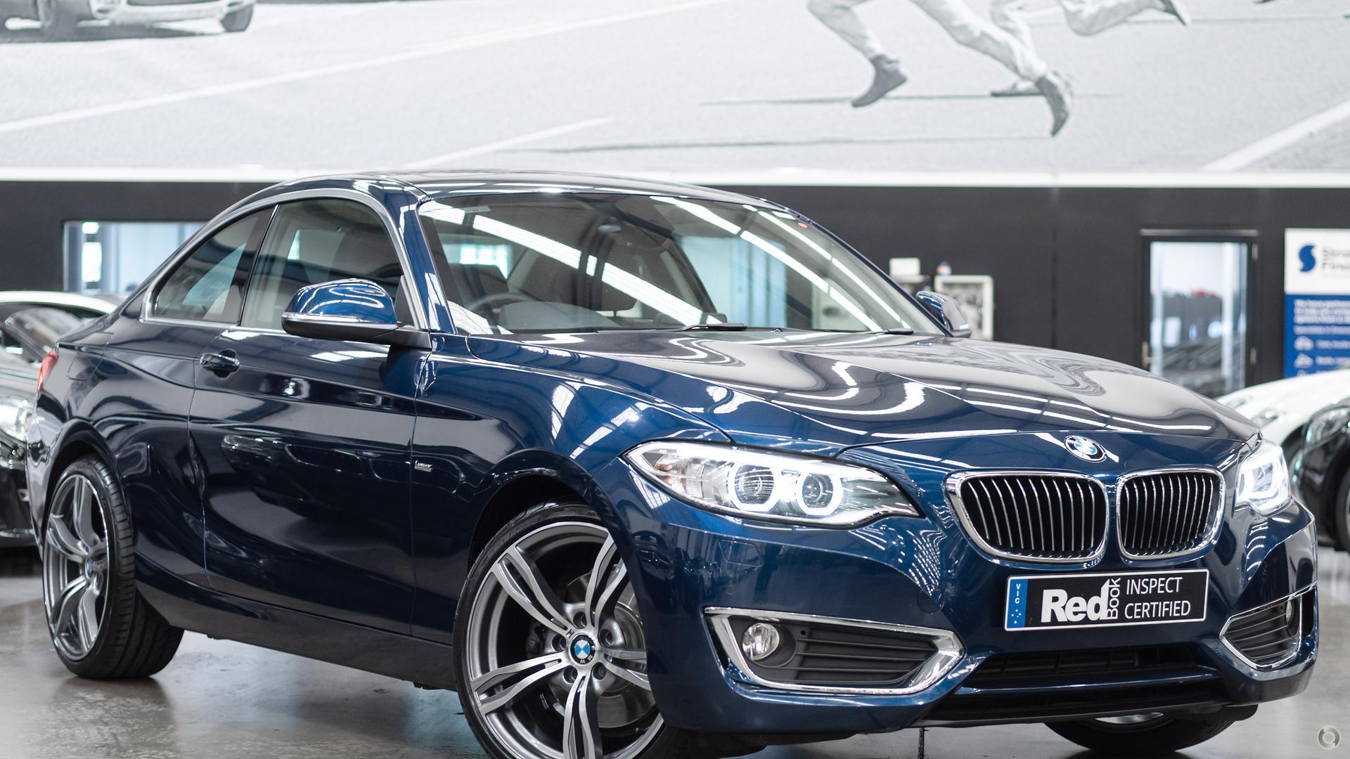 2016 BMW 2 Series F22