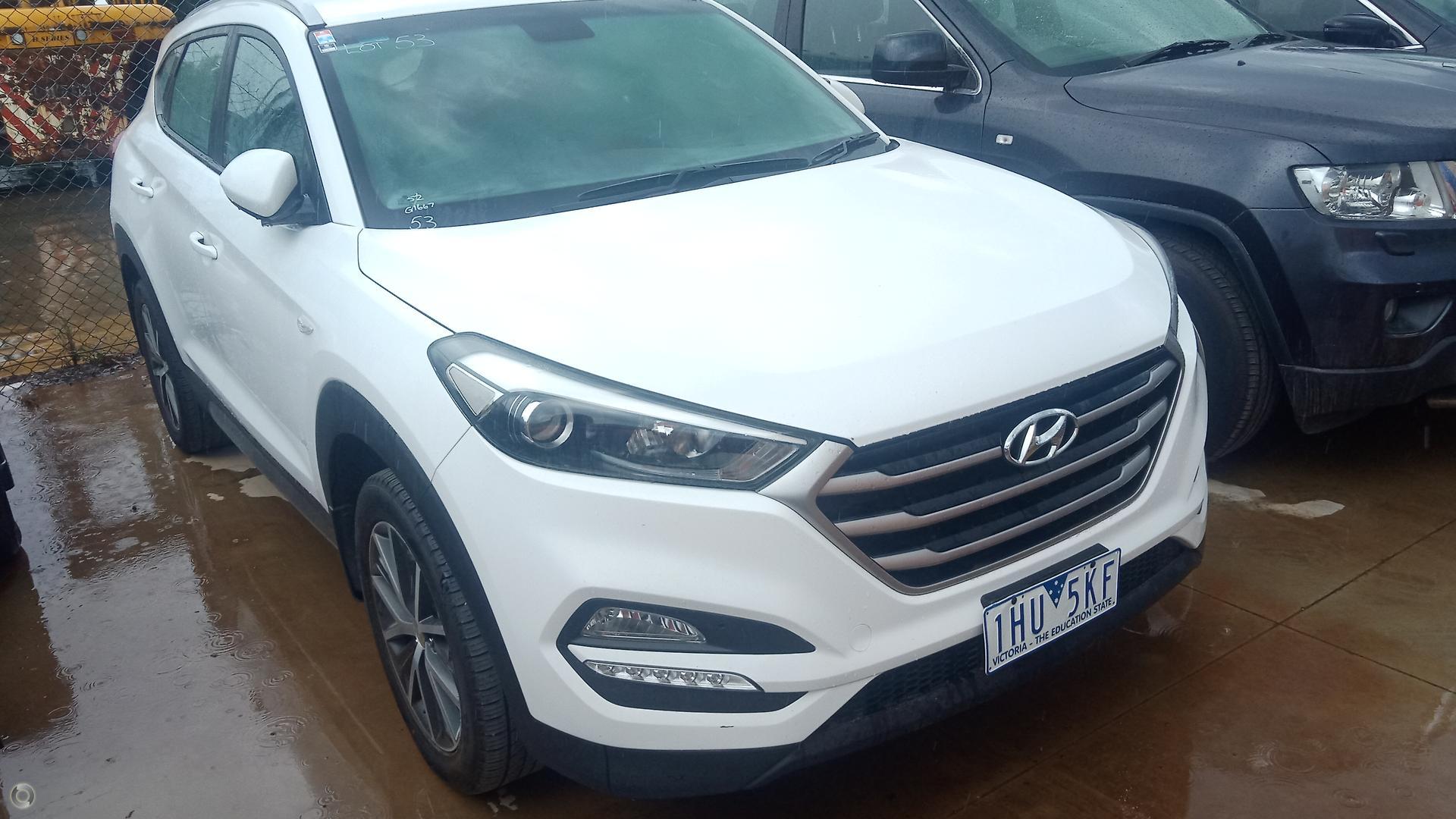 2016 Hyundai Tucson TL