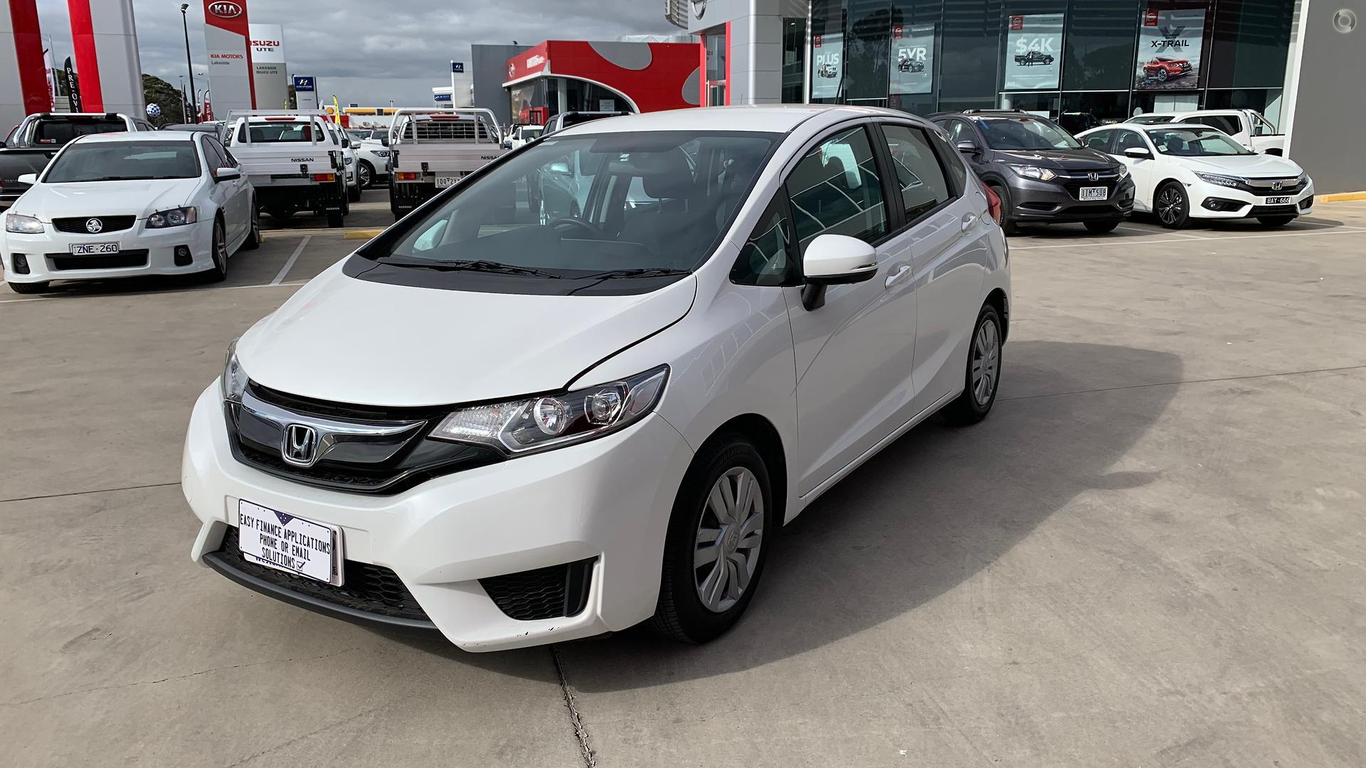 Vehicle Stock - Western Highway Honda