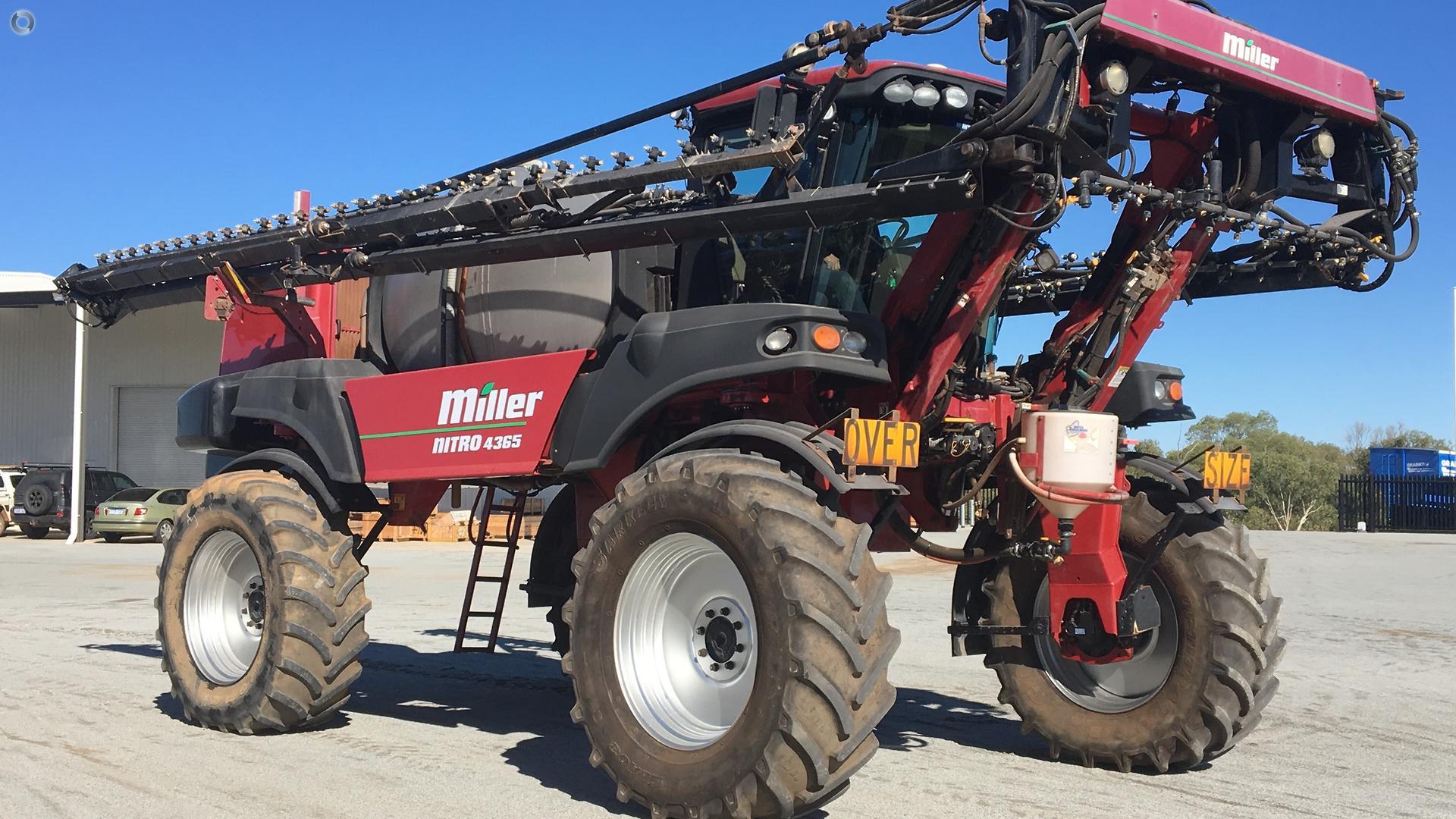 2012 Miller Nitro 4365