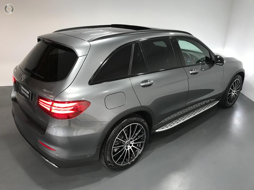 2018 Mercedes-Benz GLC 350 Suv