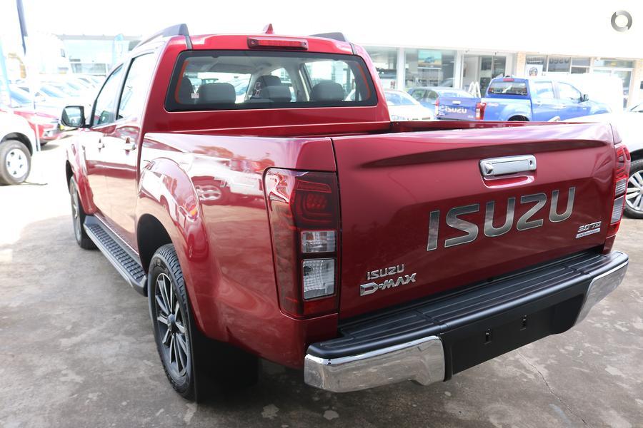 2019 Isuzu D-MAX LS-T