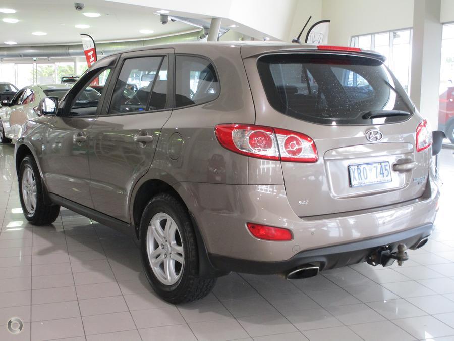 2010 Hyundai Santa Fe SLX CM