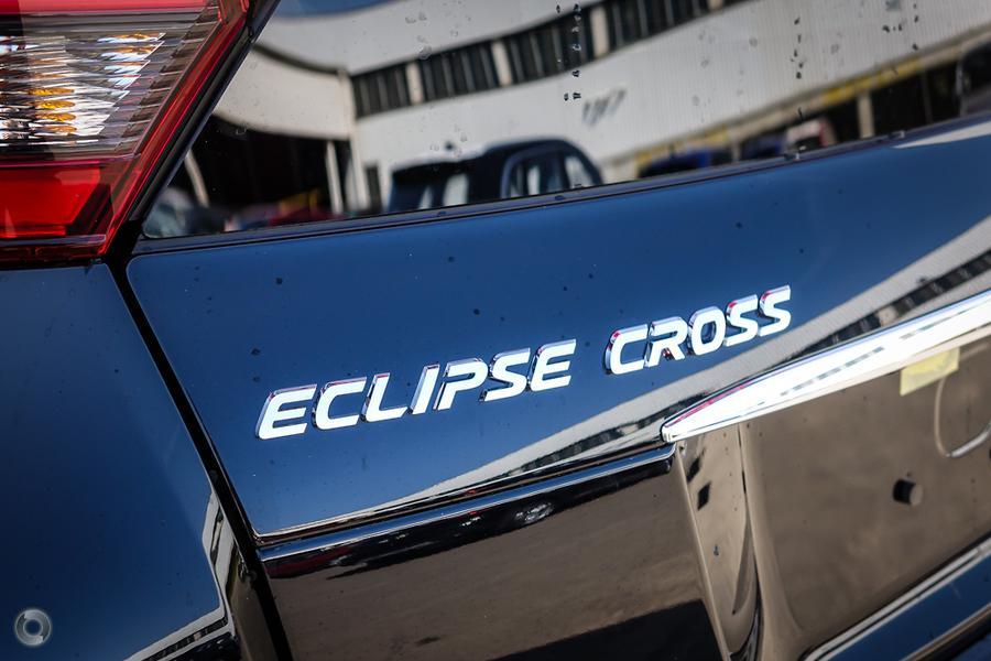 2019 Mitsubishi Eclipse Cross Black Edition YA