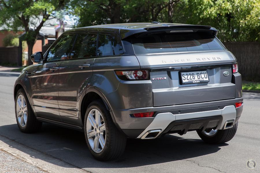 2014 Land Rover Range Rover Evoque SD4 Dynamic L538
