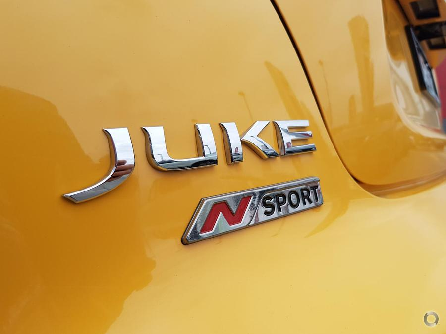 2015 Nissan JUKE N-SPORT Special Edition