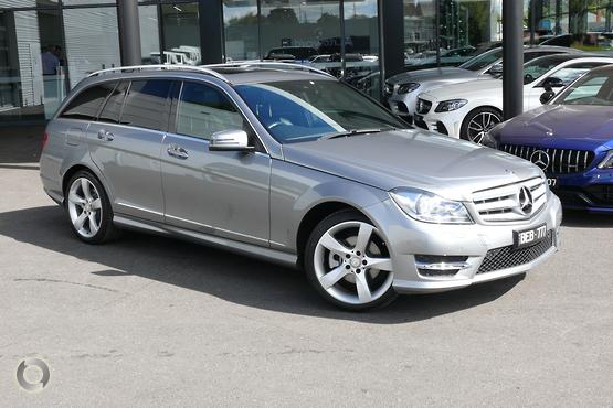 2013 Mercedes-Benz <br>C 250 AVANTGARDE