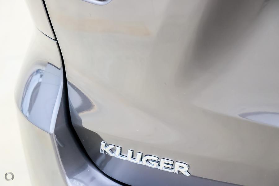 2014 Toyota Kluger Grande GSU50R