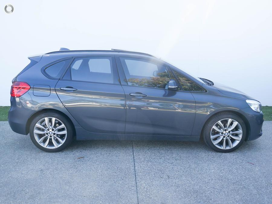 2014 BMW 218d Sport Line