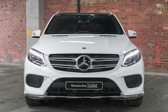 2016 Mercedes-Benz GLE 350 D
