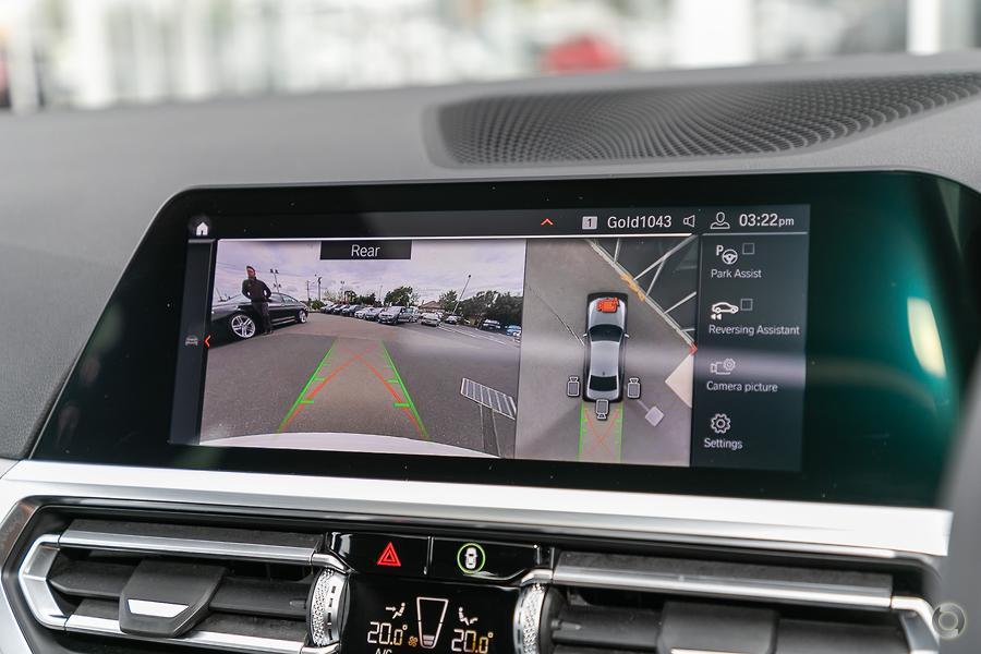 2019 BMW 330i M Sport