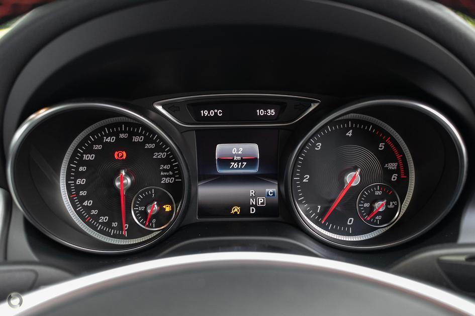 2018 Mercedes-Benz CLA 220 Coupe
