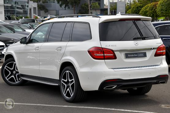 2016 Mercedes-Benz GLS 500