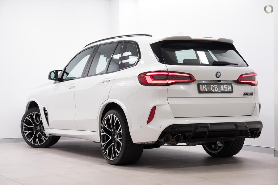 2019 BMW X5 M Competition