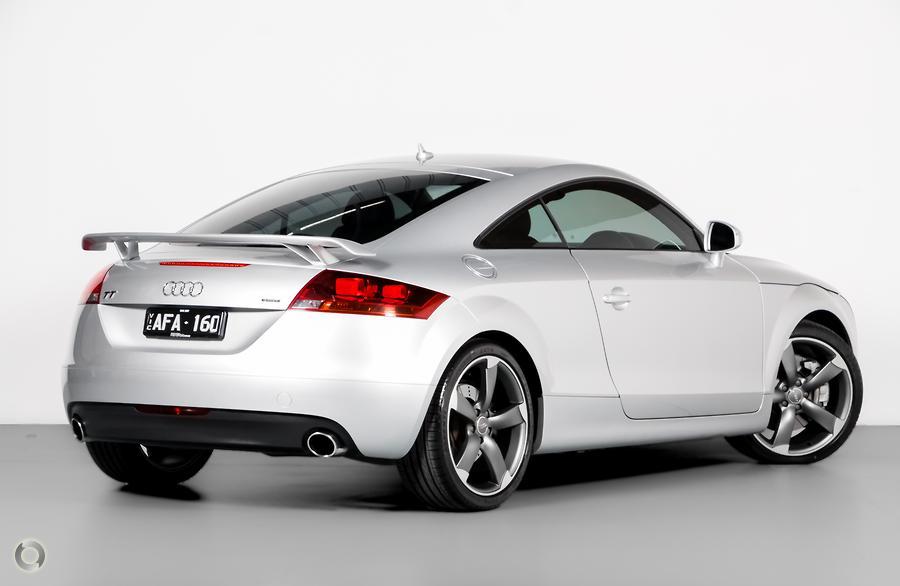 2010 Audi TT  8J