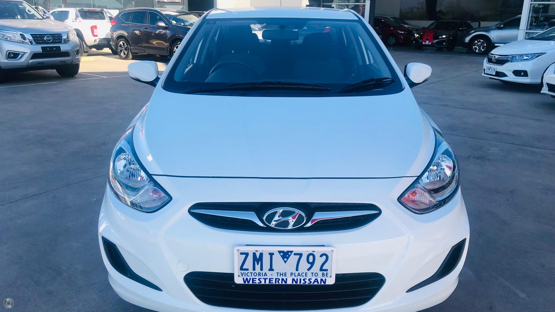 2012 Hyundai Accent Active RB
