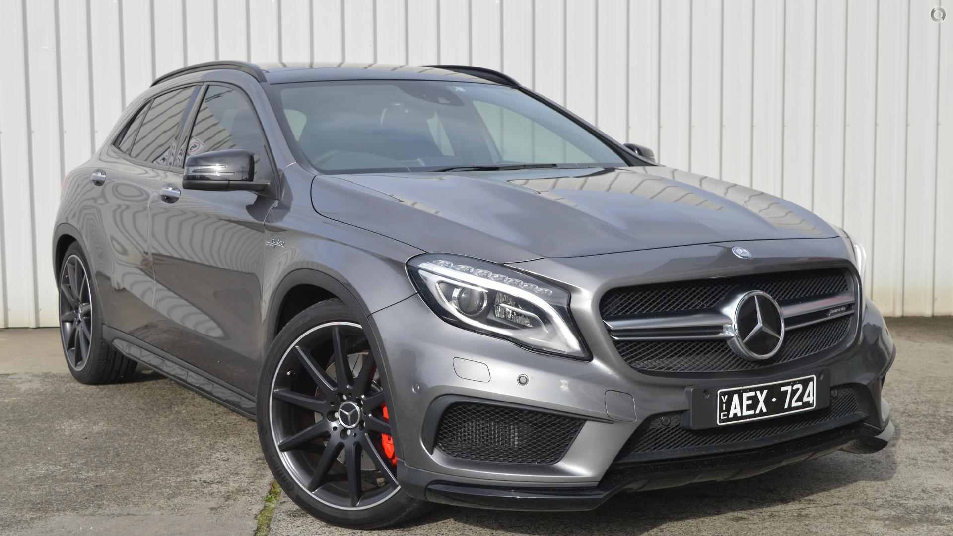 2015 Mercedes-Benz GLA45 X156