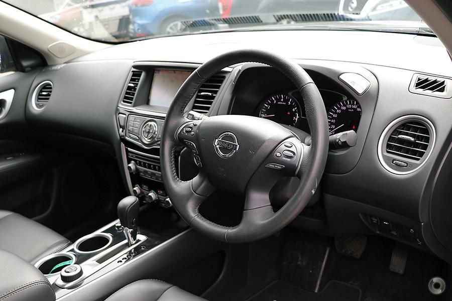 2019 Nissan Pathfinder Ti