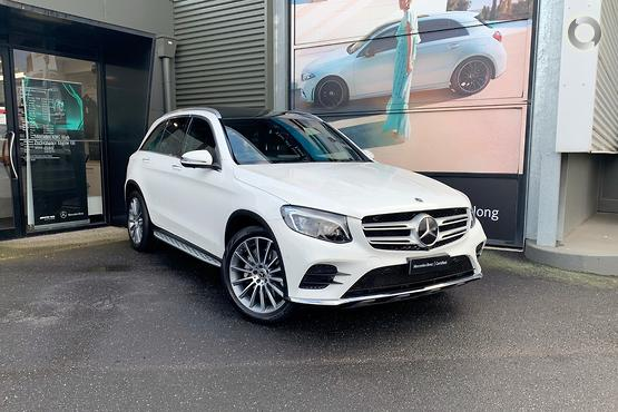 2018 Mercedes-Benz GLC 350 D