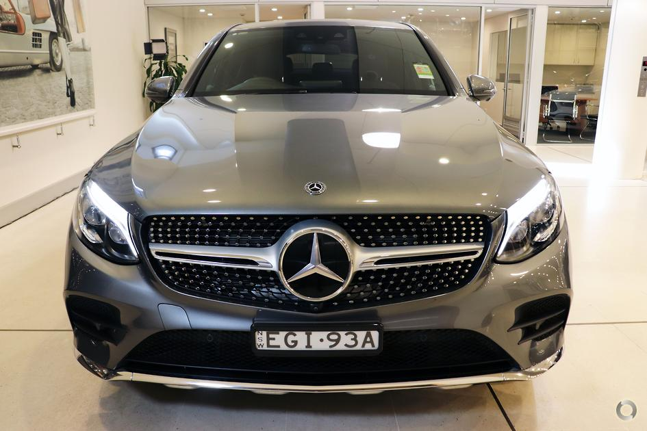 2019 Mercedes-Benz GLC 250 Coupé