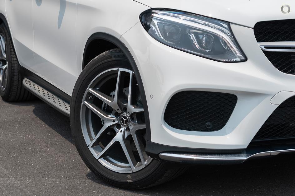 2019 Mercedes-Benz GLE 350 D Coupé
