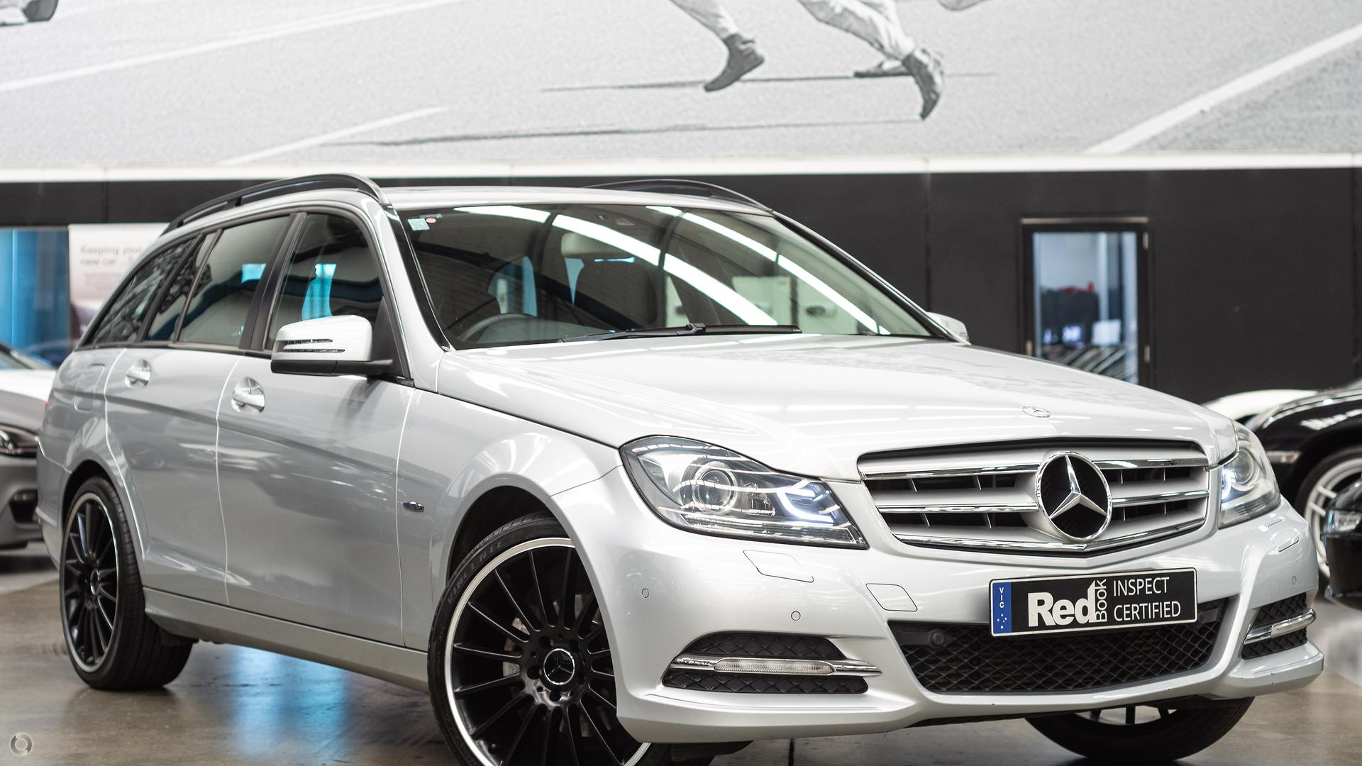 2011 Mercedes-Benz C200 BlueEFFICIENCY W204