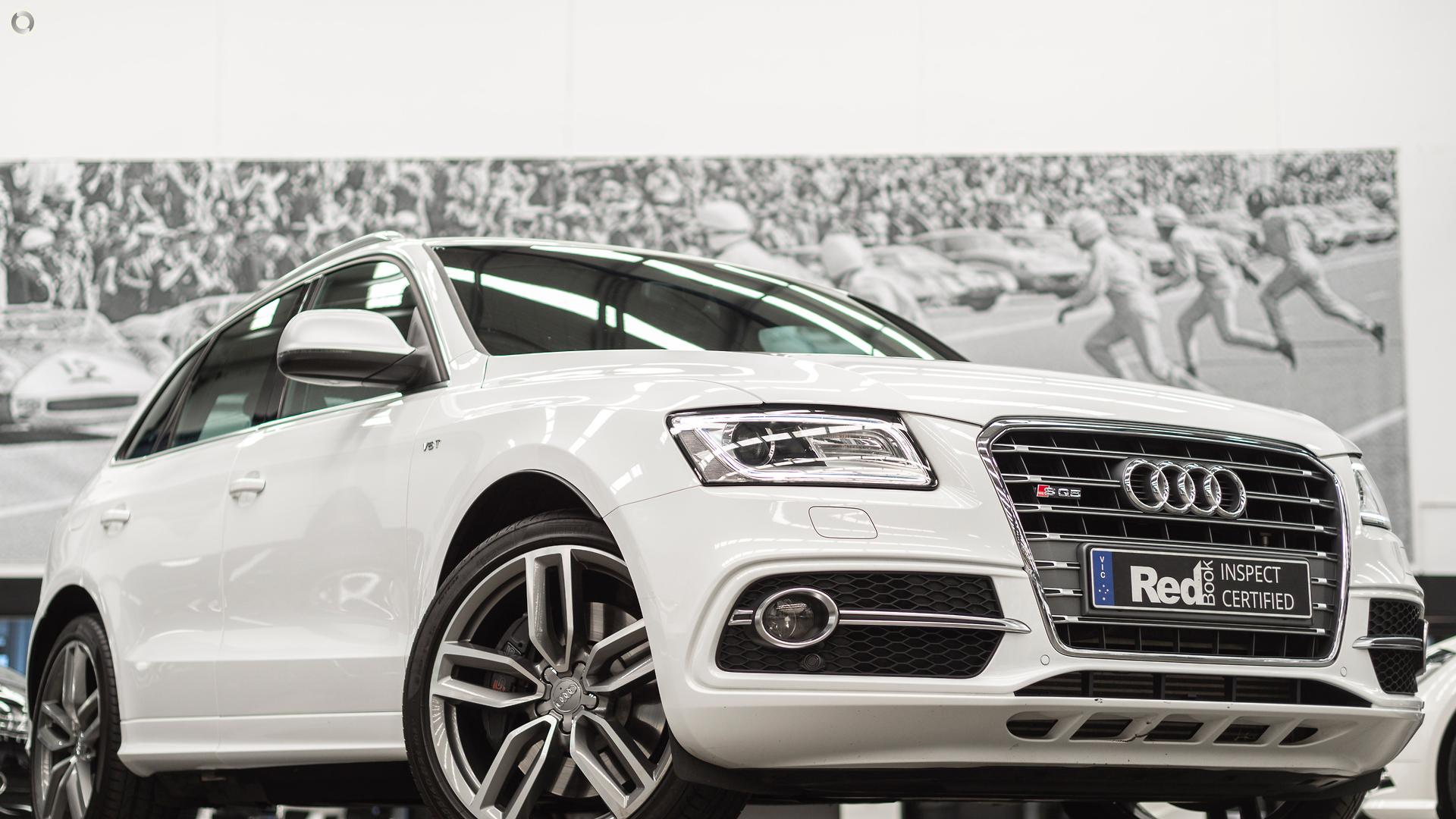 2014 Audi SQ5 8R