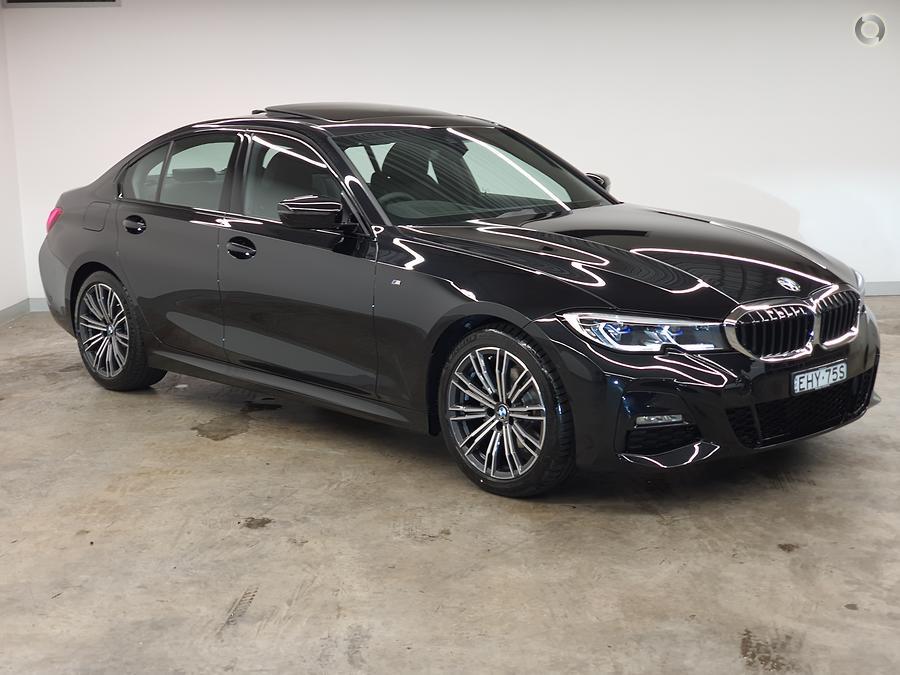 2020 BMW 320i M Sport