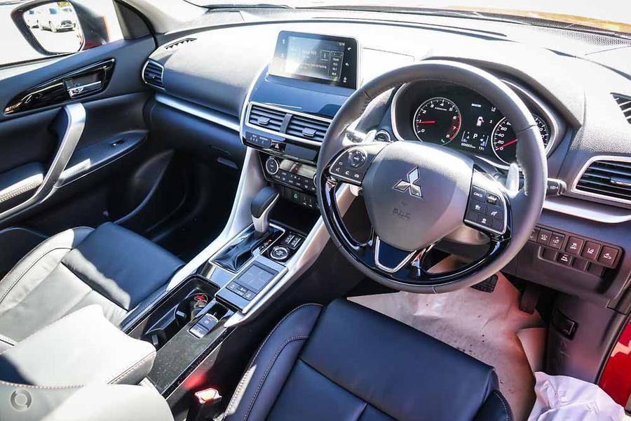 2019 Mitsubishi Eclipse Cross Exceed YA