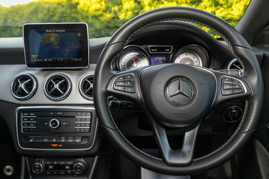 2016 Mercedes-Benz CLA 200 D Shooting Brake